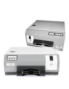 high security inkjet printers for visas and passports