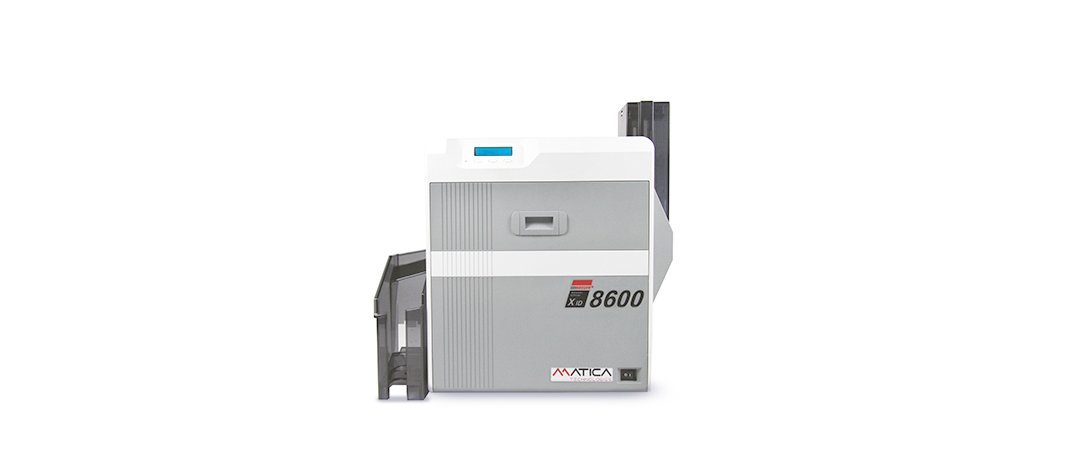 Microprint with XID8600