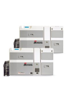 heavy duty high performance ID card printers series