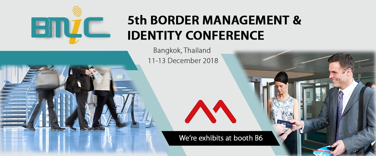 5th border management & identity conference 2018