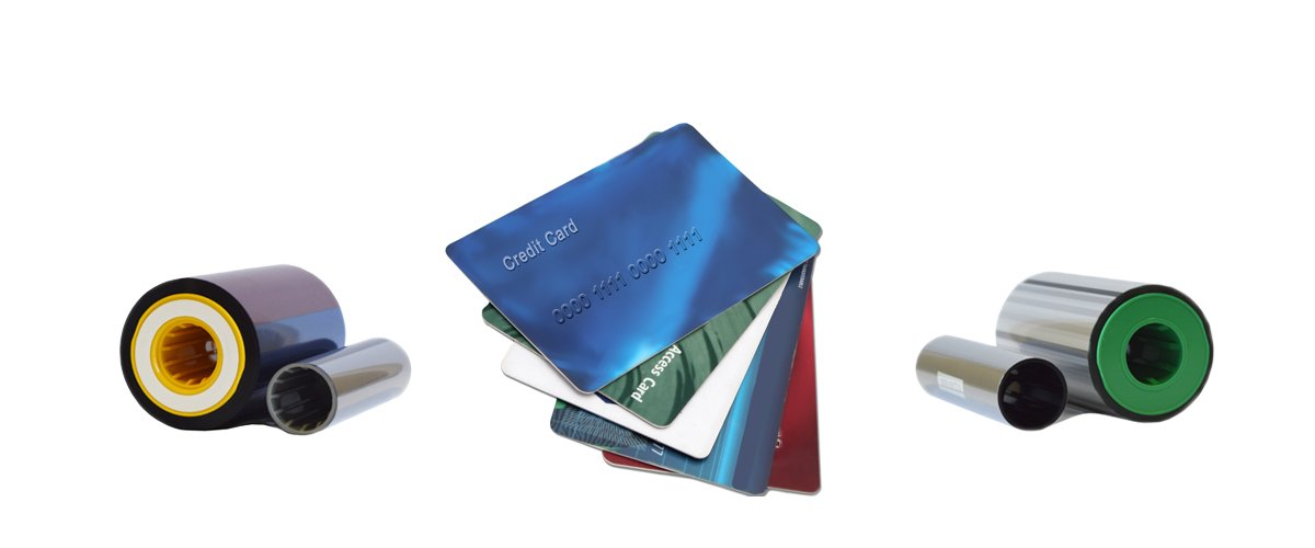 consumables credit card printing