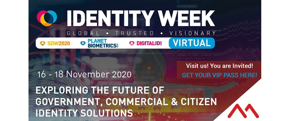 SDW2020 - Secure Identity Week London