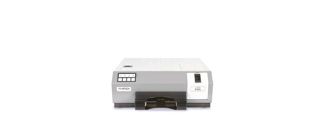 Passport and visa printer P101i