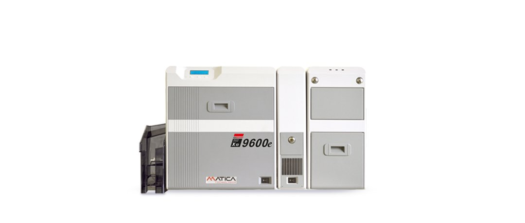 Retransfer card printer