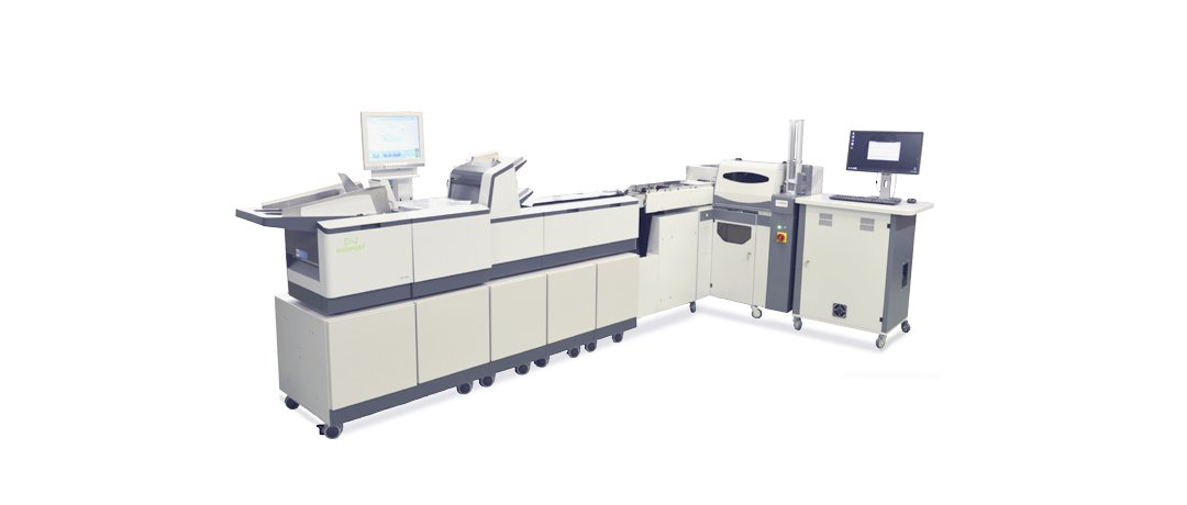MS1000 card mailing system