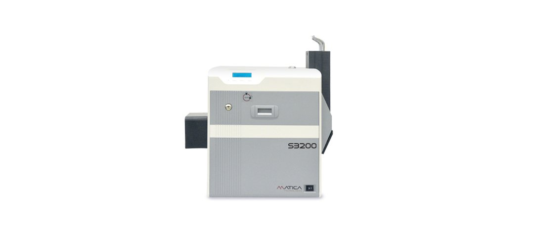 S3200 for custom debit cards