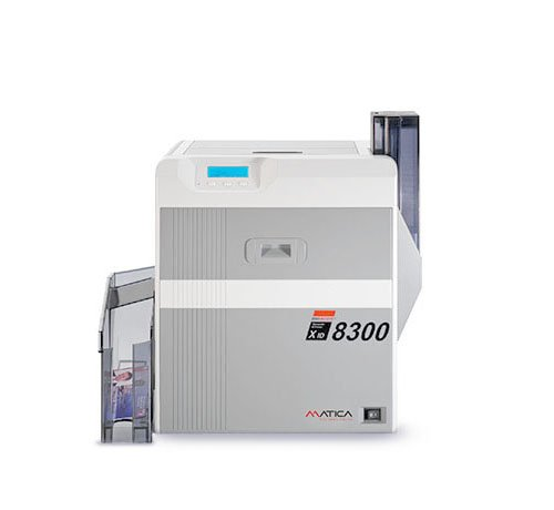 PVC ID card printer XID8300