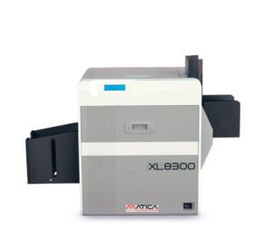 Event badge printer XL8300